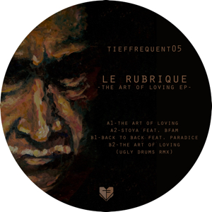 Le Rubrique/THE ART OF LOVING EP 12""