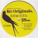 "KidGusto/KG ORIGINALS REMIXED EP 12"""
