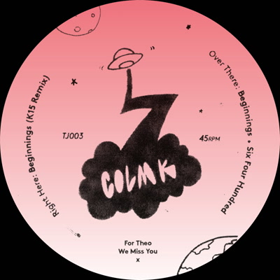 Colm K/BEGINNINGS (K15 REMIX) 12""