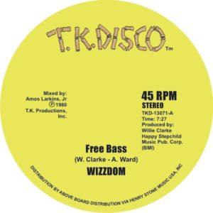 "Wizzdom/FREE BASS 12"""