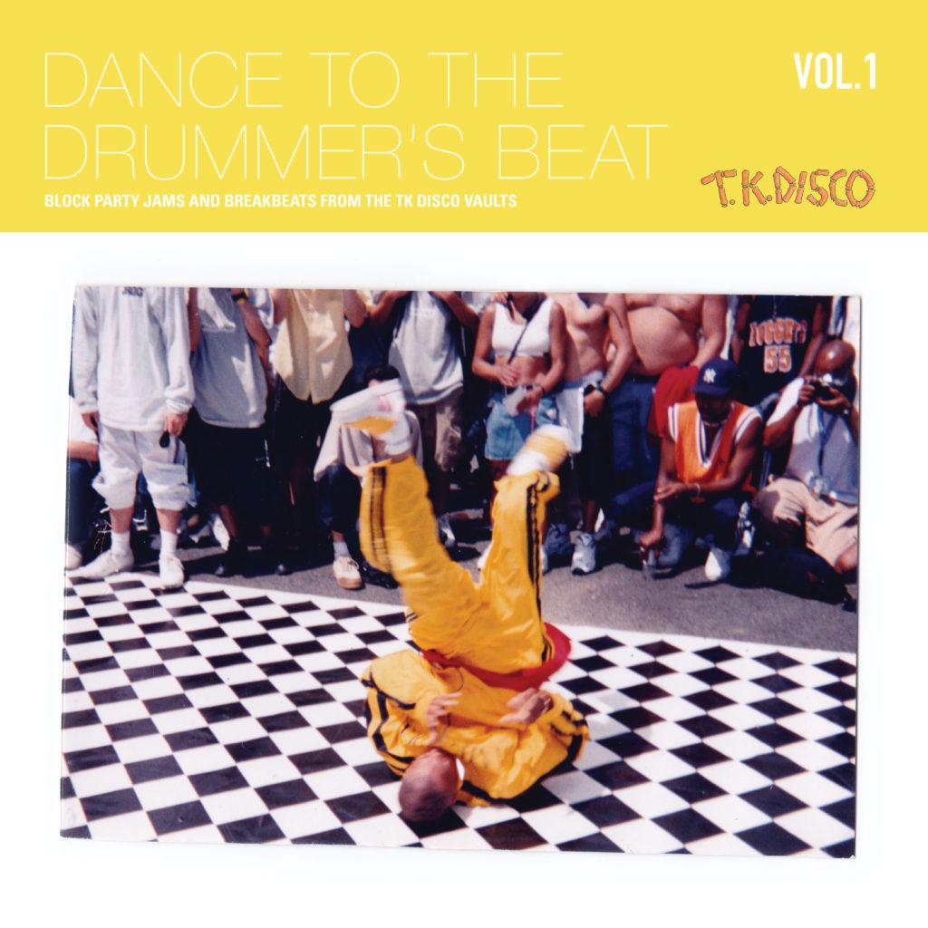 Various/DANCE TO THE DRUMMER'S... V1 DLP