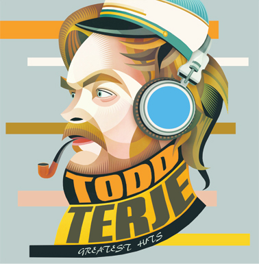Todd Terje/GREATEST HITS (CLEAR) DLP