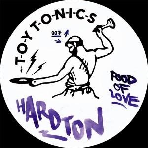 """Hard Ton/FOOD OF LOVE-DJ SPRINKLES 12"""""""