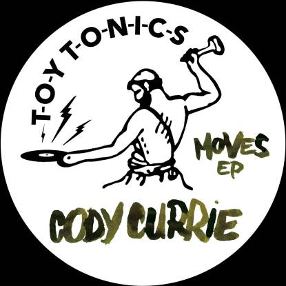 Cody Currie/MOVES EP 12""