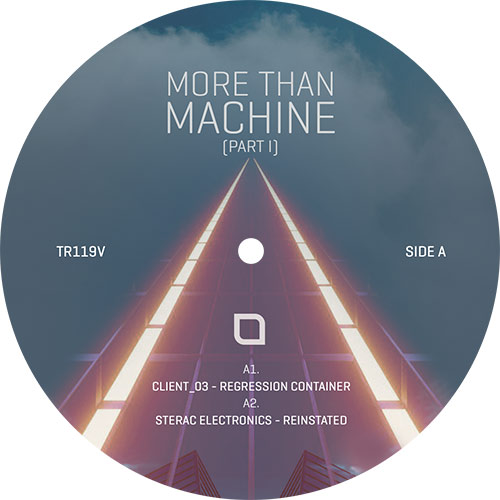 "Various/MORE THAN MACHINE 01: PART 1 12"""
