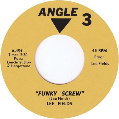 """Lee Fields/FUNKY SCREW 7"""""""