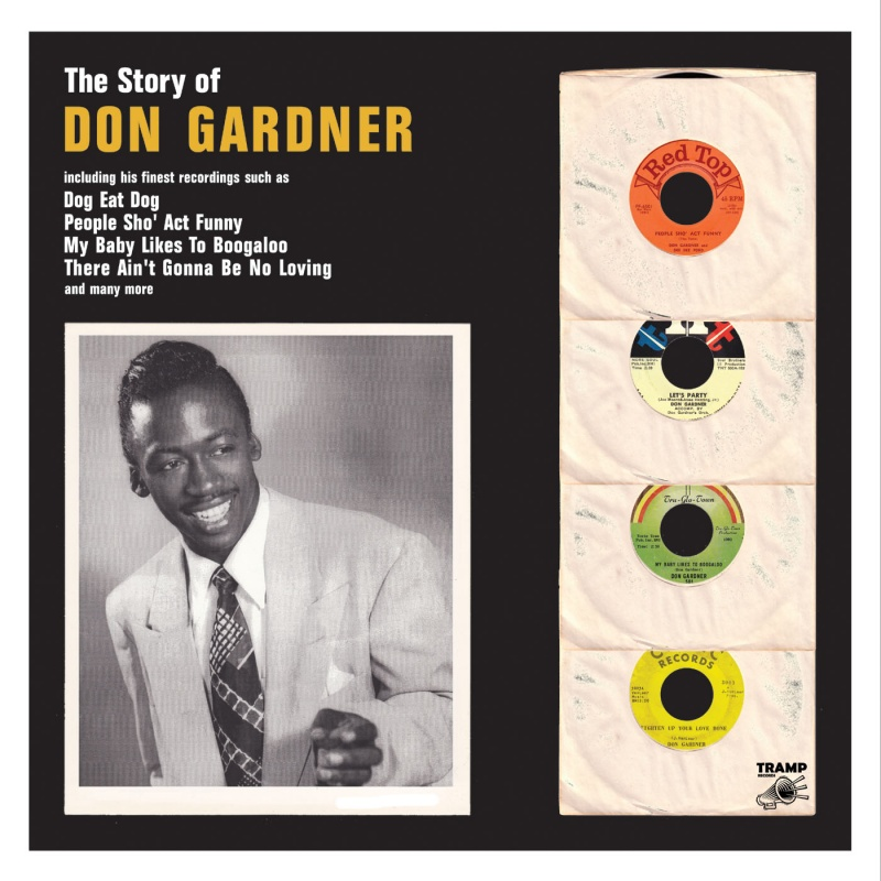 Don Gardner/STORY OF CD