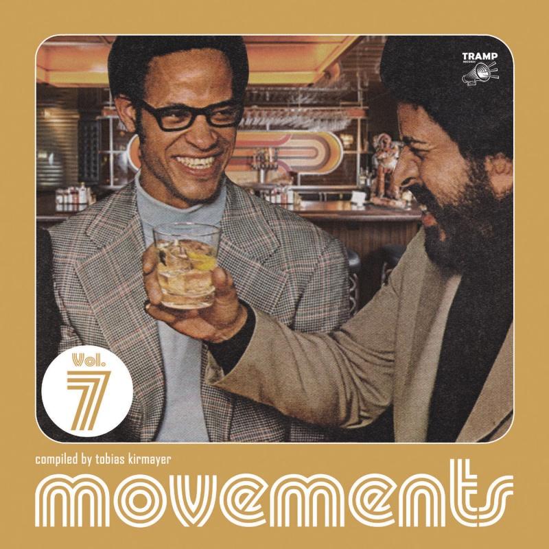 Various/MOVEMENTS 7 (TRAMP) CD