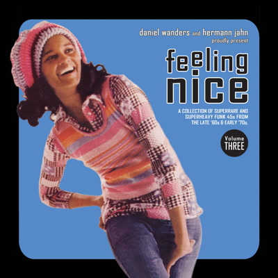 Various/FEELING NICE VOL. 3 CD