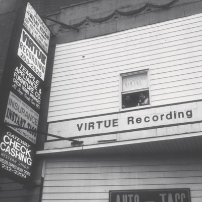 Various/VIRTUE RECORDING STUDIOS CD