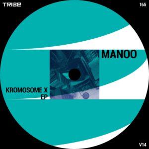 """Manoo/KROMOSOME X EP 12"""""""
