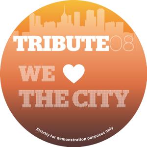 "Tribute Edits/#8-WE LOVE THE CITY 12"""