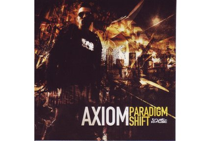 Axiom/PARADIGM SHIFT CD