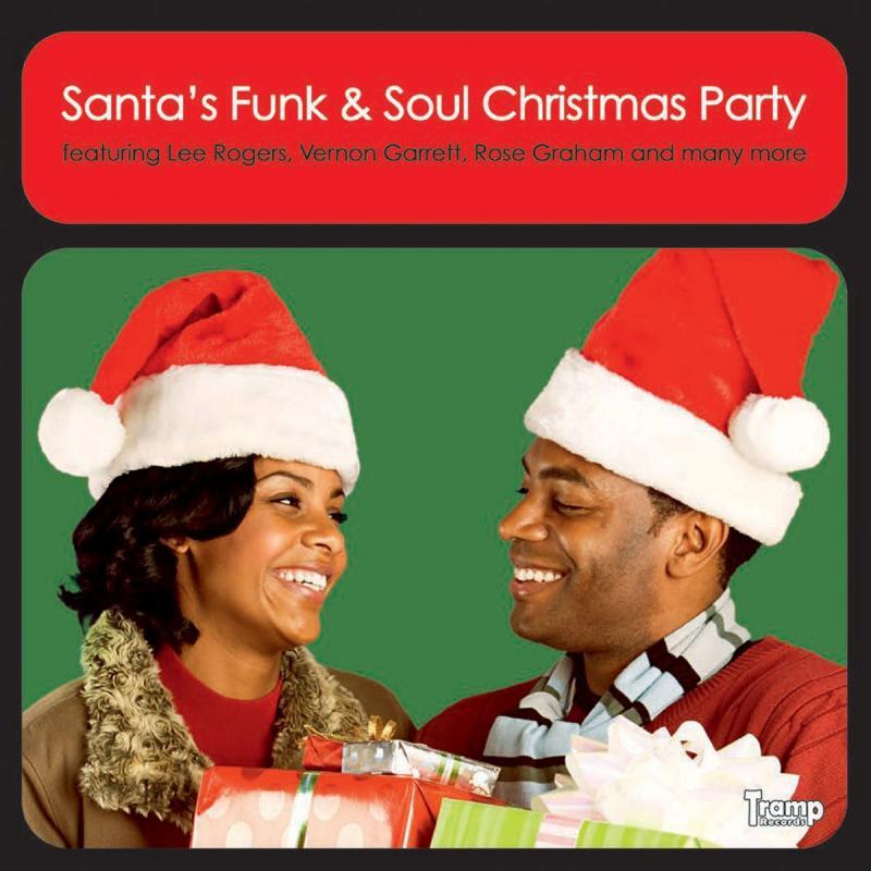 Various/SANTA'S FUNK & SOUL XMAS LP