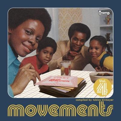Various/MOVEMENTS 4 (TRAMP) DLP