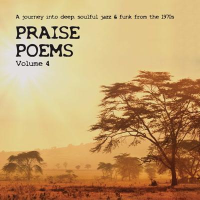 Various/PRAISE POEMS VOL. 4 (TRAMP) LP