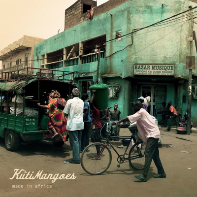 KutiMangoes/MADE IN AFRICA LP