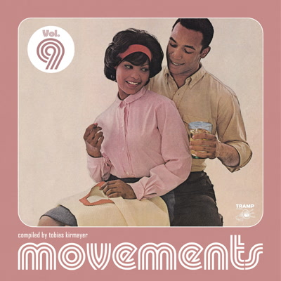 "Various/MOVEMENTS 9 (TRAMP) DLP + 7"""