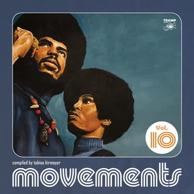 "Various/MOVEMENTS 10 (TRAMP) DLP + 7"""