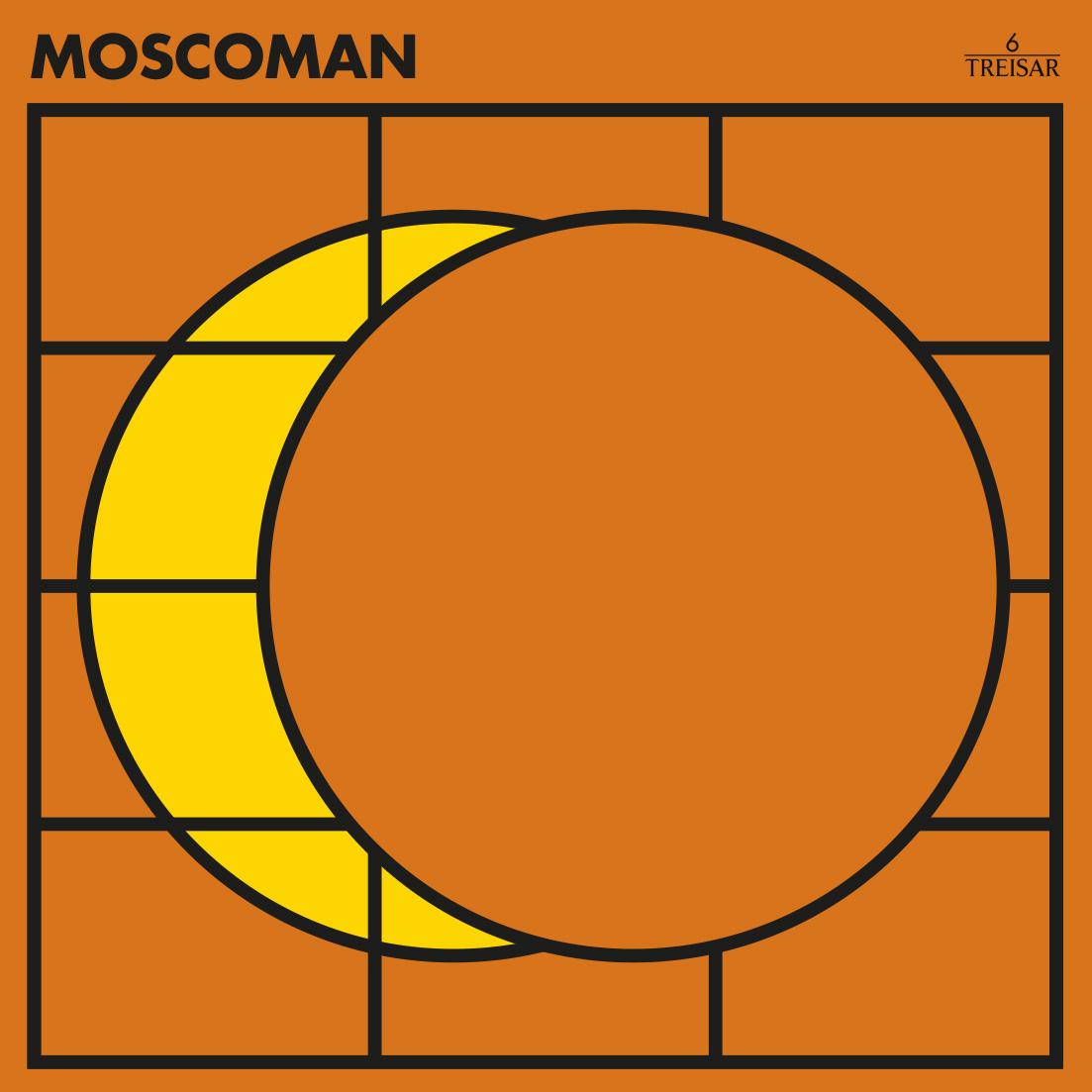 "Moscoman/DONKEY JUMPS AHEAD EP 12"""
