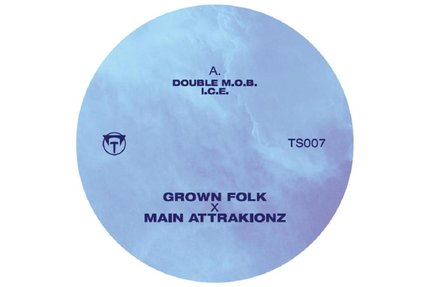 Grown Folk & Main Attrakionz/C.C. EP 12""