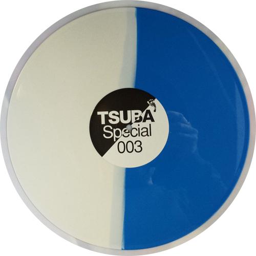 "Spencer Parker/TSUBA SPECIAL 003 12"""