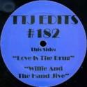 """Todd Terje/TTJ EDITS #182 12"""""""