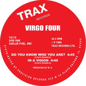 """Virgo Four/DO YOU KNOW WHO YOU ARE? 12"""""""