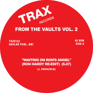 Various/TRAX: FROM THE VAULTS VOL. 2 12""