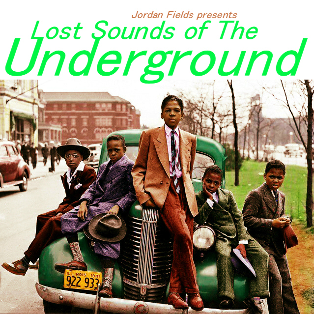 Various/LOST SOUNDS OF UNDERGROUND LP