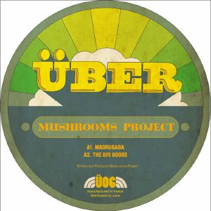 Mushrooms Project/AFRICAN OBSESSION 12""