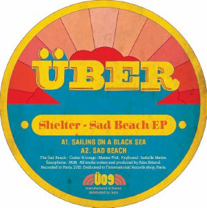 Shelter/SAD BEACH EP 12""