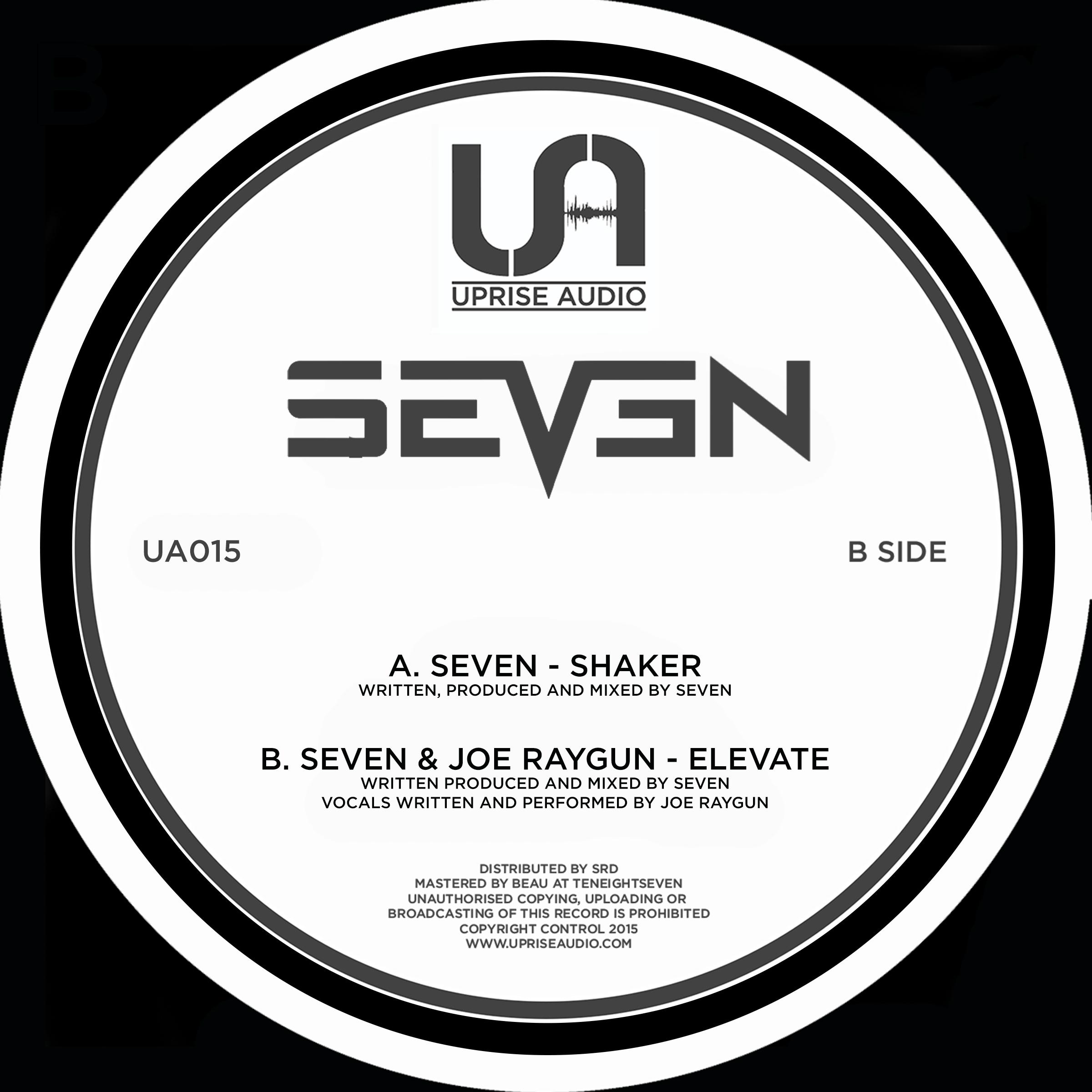 """Seven/SHAKER 12"""""""
