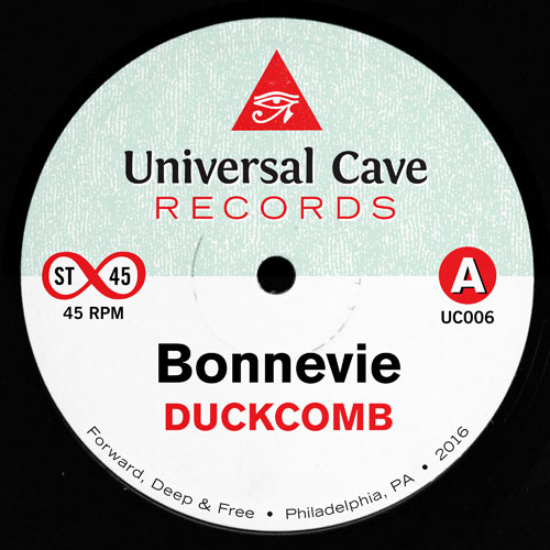 Duckcomb/BONNEVIE 7""