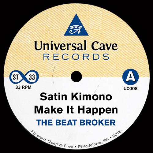 "Beat Broker/SATIN KIMONO 12"""