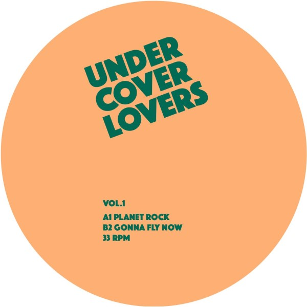 "Psychemagik/UNDERCOVER LOVERS VOL 1 12"""