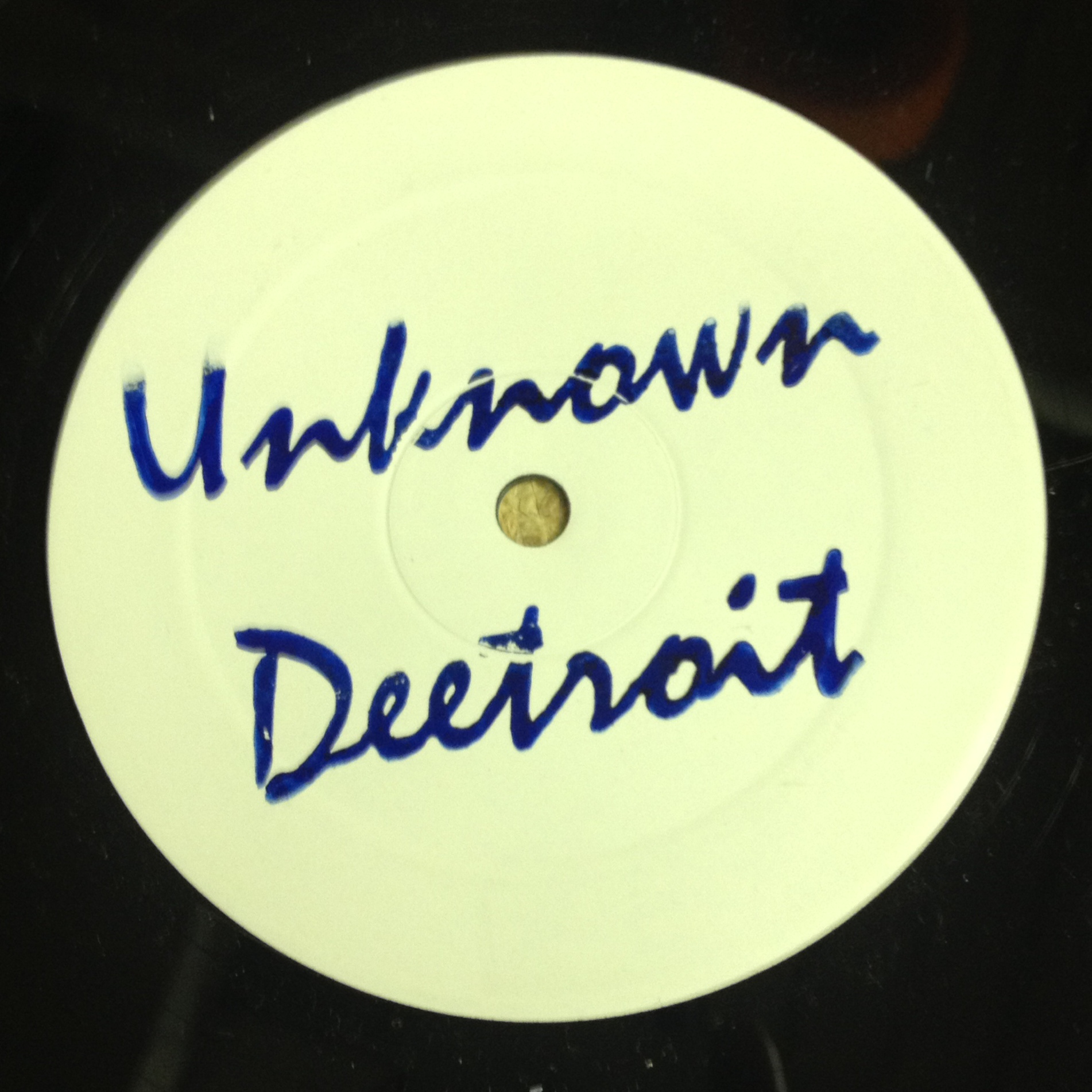 """Deetroit/CATCHIN' THAT GROOVE EP 12"""""""