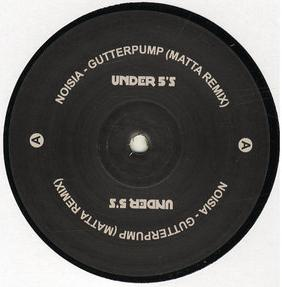 Noisia/GUTTERPUMP (MATTA REMIX) 12""