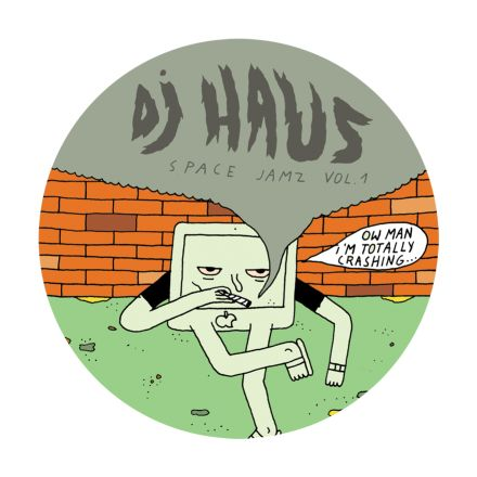 DJ Haus/SPACE JAMZ VOL 1 12""