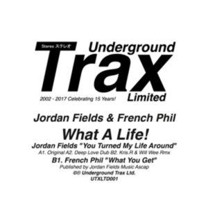 "Jordan Fields/WHAT A LIFE?! EP 12"""