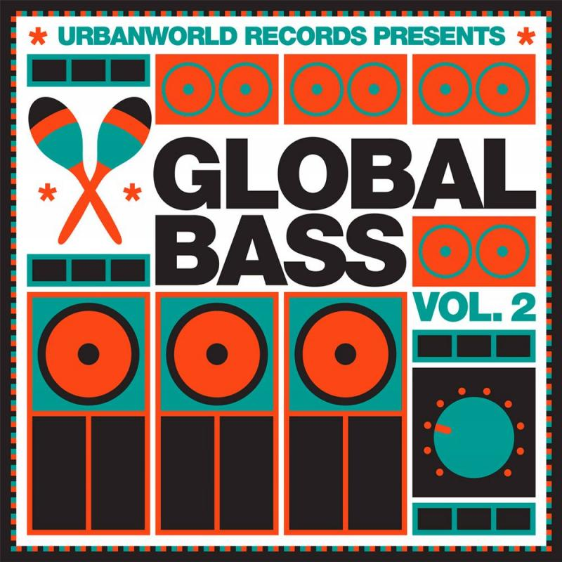 Various/GLOBAL BASS VOL. 2 DLP