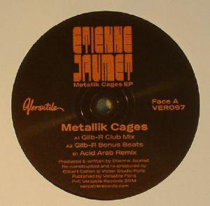 "Etienne Jaumet/MATEALLIK CAGES EP 12"""