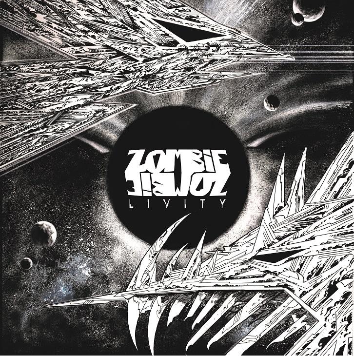 Zombie Zombie/LIVITY CD