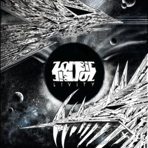 """Zombie Zombie/LIVITY LP + 7"""""""
