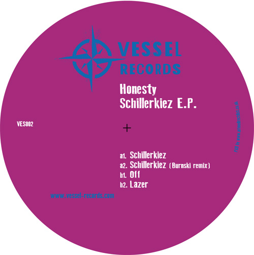 "Honesty/SCHILLERKIEZ (BURNSKI REMIX) 12"""