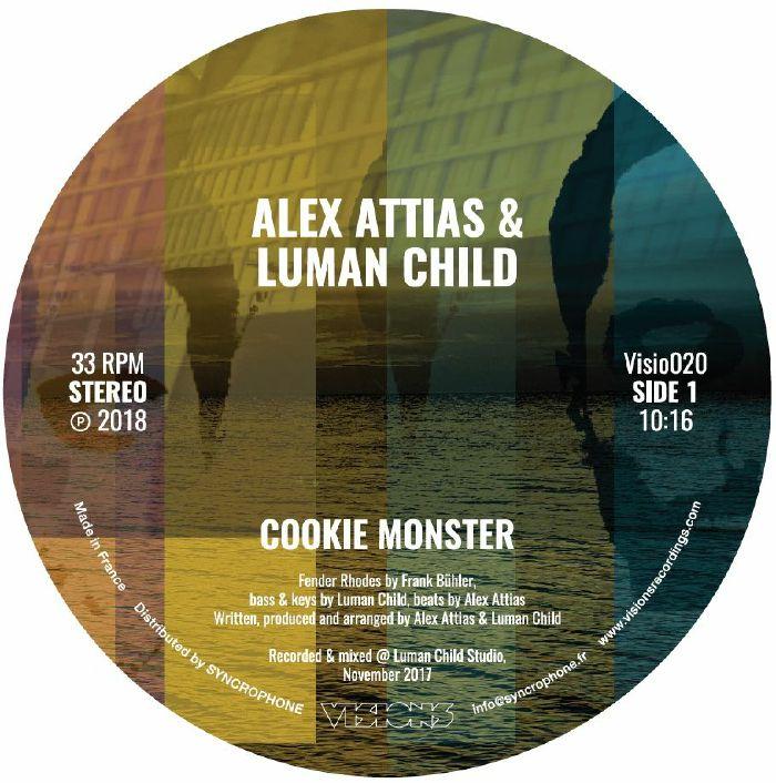 "Alex Attias & Luman Child/COOKIE... 12"""