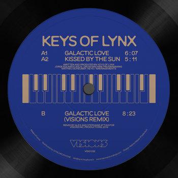 "Keys Of Lynx/GALACTIC LOVE 12"""
