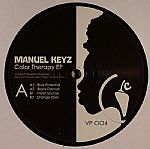 "Manuel Keyz/COLOR THERAPY EP 12"""