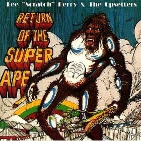 Lee Perry/RETURN OF THE SUPER APE  LP
