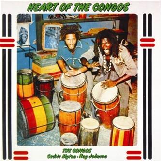 Congos/HEART OF THE CONGOS  LP